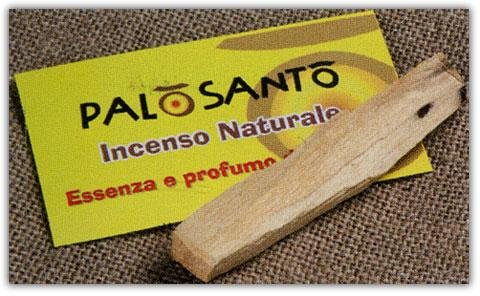 Palo Santo Incenso Naturale